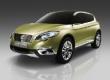 S-Cross: Noul concept crossover de la Suzuki pentru clasa compact