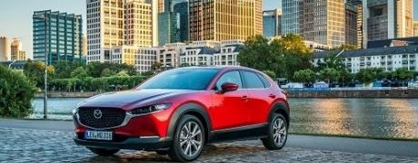Noua Mazda CX-30  Design elegant și atitudine îndrăzneață