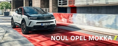 Noul Opel Mokka, disponibil la EXPOCAR!